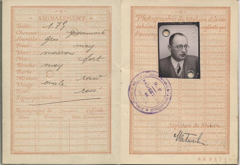 carta-de-identidad-de-jacques-oesterreicher-judio-austriaco-beneficiario-de-un-visado-de-sousa-mendes-harry-oesterreicher